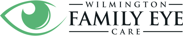 wilmington family eye care logo