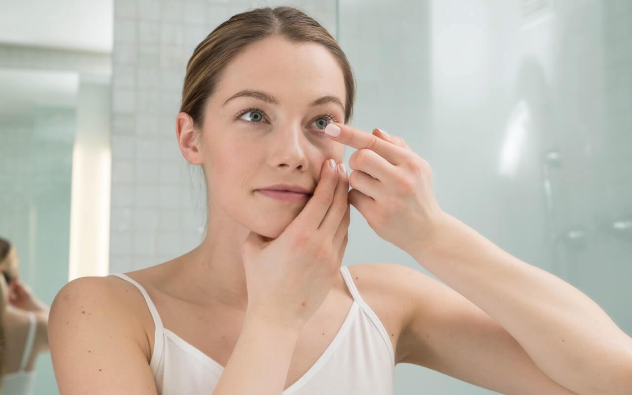 Contact Lenses for presbyopia