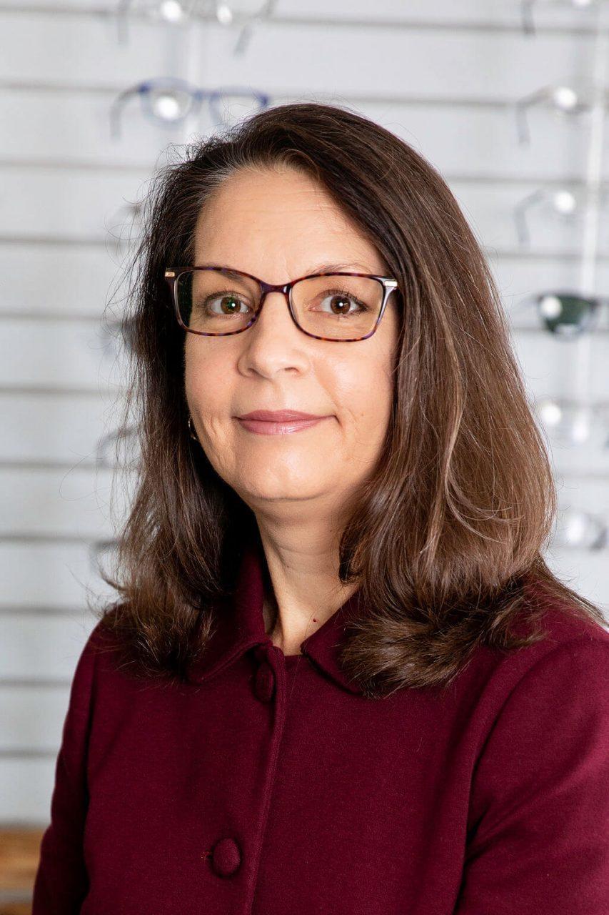 Karen Darrell, OD optometrist